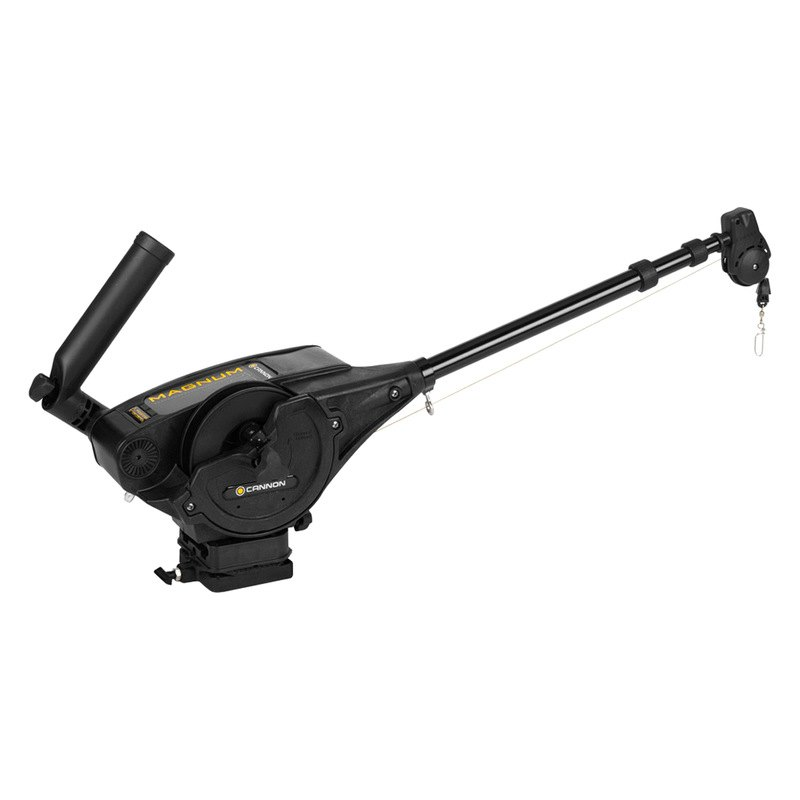 Cannon 1902305 mag 10 stx electric downrigger for Fish usa com