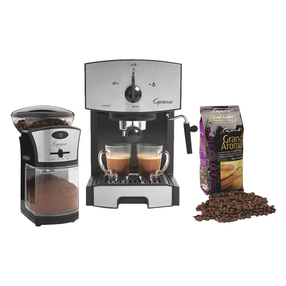Coffee Maker Electronic Parts : Capresso PR117 - Dynamic Duo Bundle