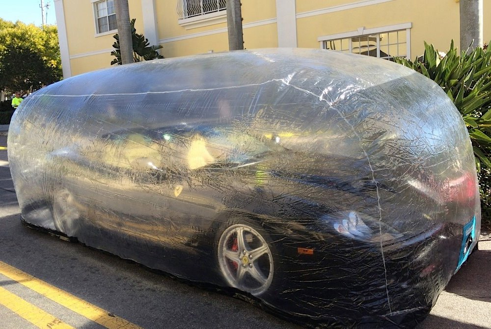 Specialty Car Covers
