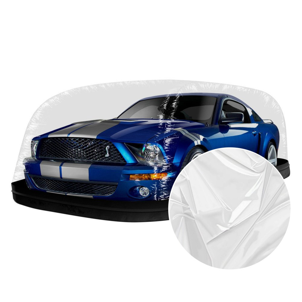 carcapsule indoor bubble car cover