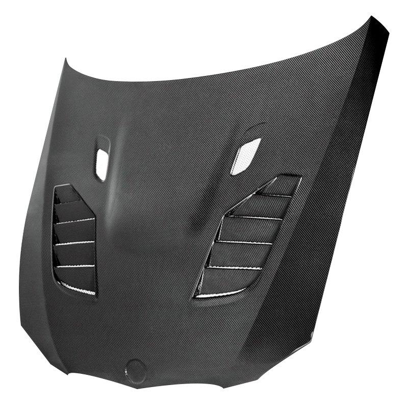 Gt500 Carbon Fiber Hood >> Carbon Creations® - Carbon Fiber Hood
