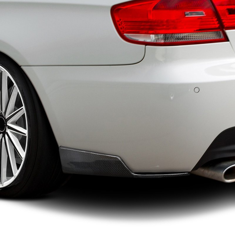 Carbon Creations® 114458 - Type 1 Style Carbon Fiber Front or Rear Winglet  Splitters