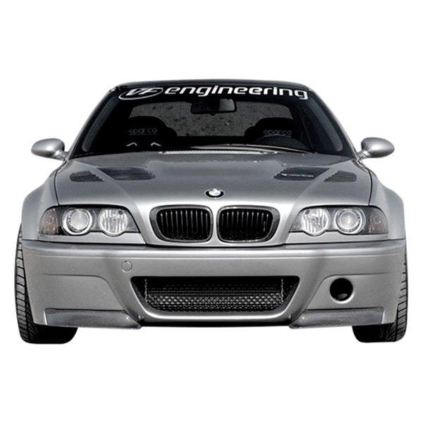 Carbon Creations Bmw 3 Series 2002 2006 Csl Style Carbon Fiber Front Bumper Cover