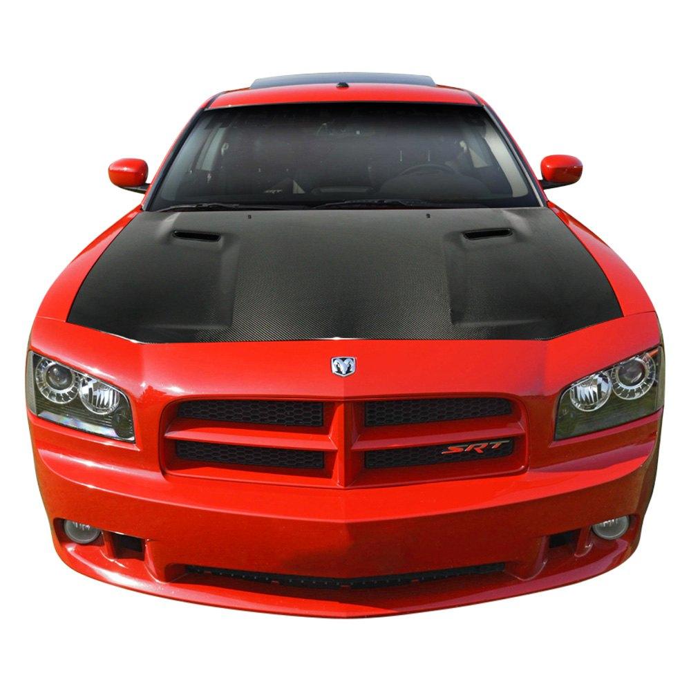 Dodge Charger List >> Carbon Creations® 112925 - Dodge Charger 2007 DriTech SRT2 ...
