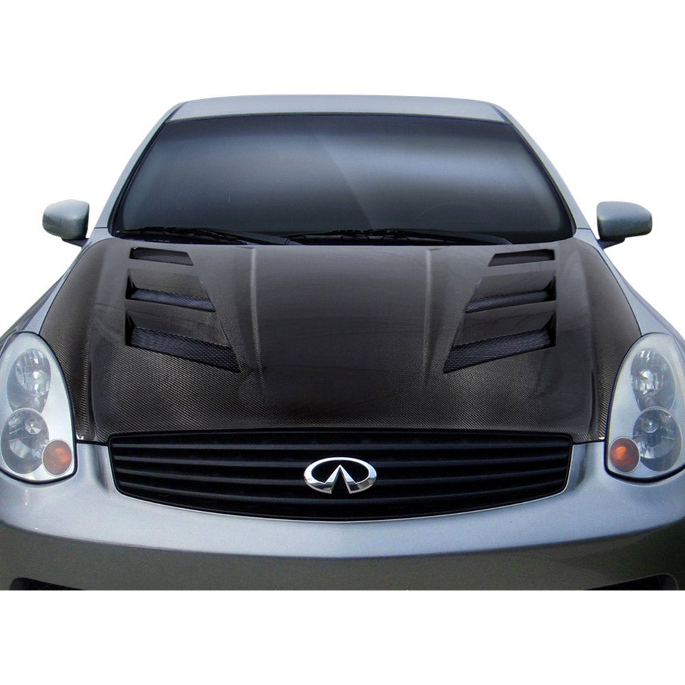 For Infiniti G35 03-07 Carbon Creations C-Speed Style ...