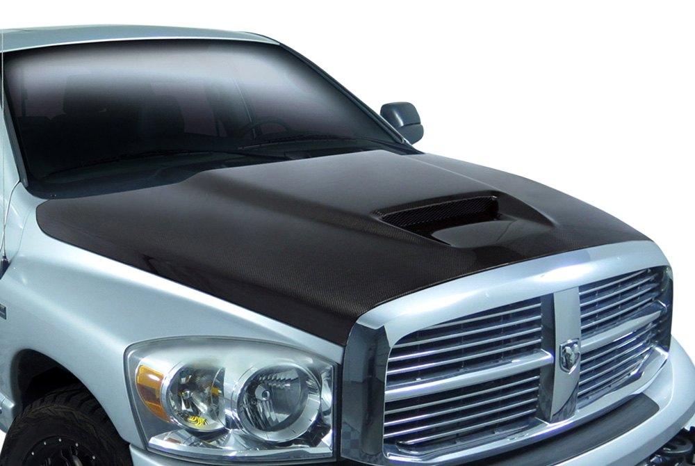 carbon creations 112984 dodge ram 1500 2500 3500. Black Bedroom Furniture Sets. Home Design Ideas