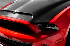 Carbon Creations® - Carbon Fiber Body Kit on Ford GT-500