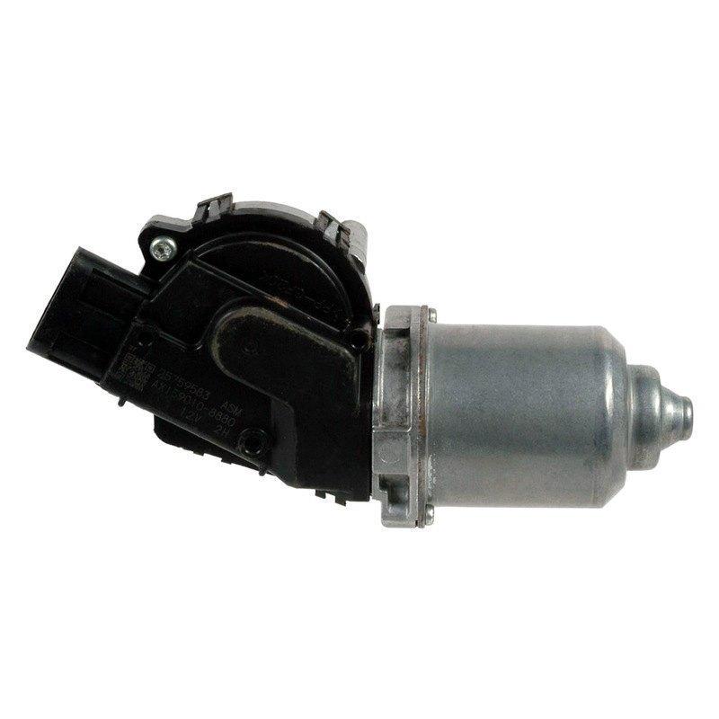 Cardone 40 1072 remanufactured front windshield wiper motor for Windshield wiper motor parts