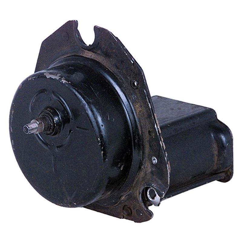 Cardone 40 119 remanufactured front windshield wiper motor for Windshield wiper motor parts
