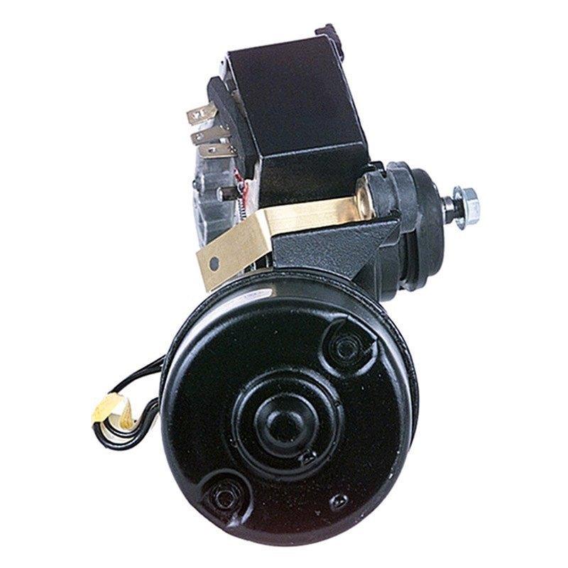 Cardone 40 162 remanufactured front windshield wiper motor for Windshield wiper motor parts