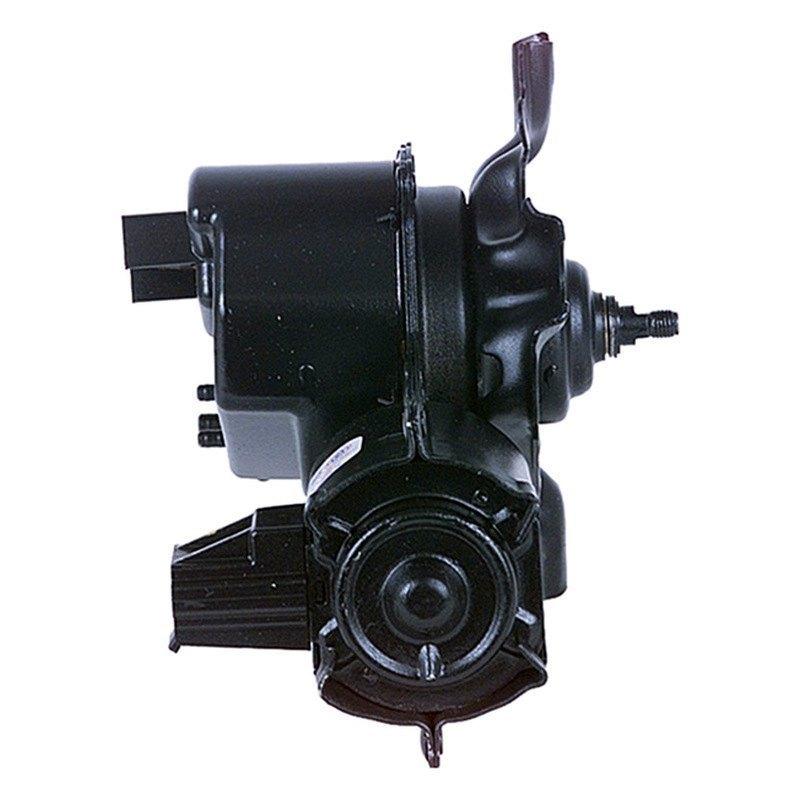 Cardone 40 180 remanufactured front windshield wiper motor for Windshield wiper motor parts