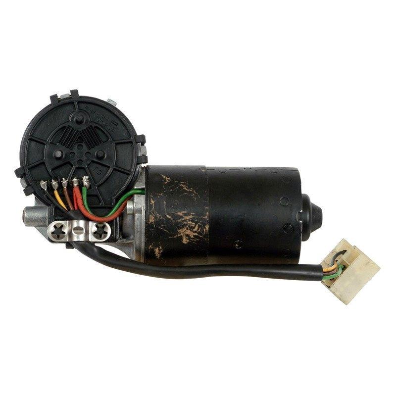 Cardone 40 3044 remanufactured front windshield wiper motor for Windshield wiper motor parts