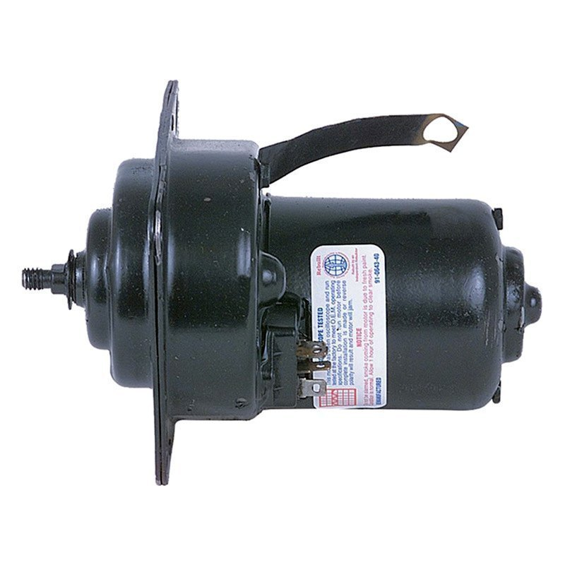 For dodge charger 68 70 a1 cardone remanufactured front for Windshield wiper motor repair cost