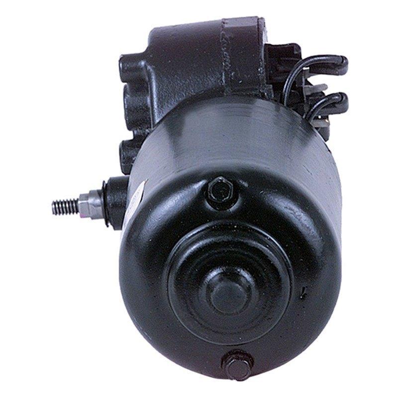 Cardone 40 384 remanufactured front windshield wiper motor for Windshield wiper motor parts