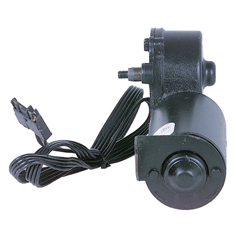 Cardone 40 433 remanufactured front windshield wiper motor for Car wiper motor price