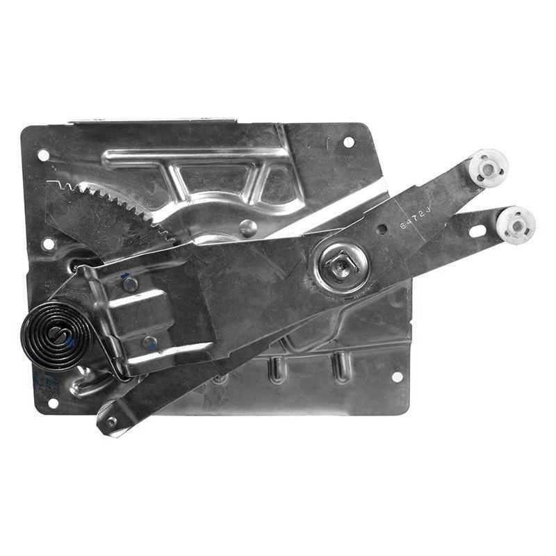A1 cardone chevy blazer 2002 remanufactured power for Window regulator motor assembly