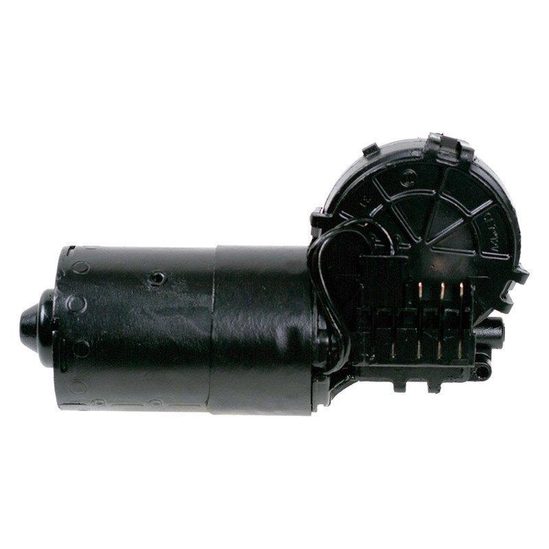 Cardone 43 3301 remanufactured front windshield wiper motor for Windshield wiper motor parts