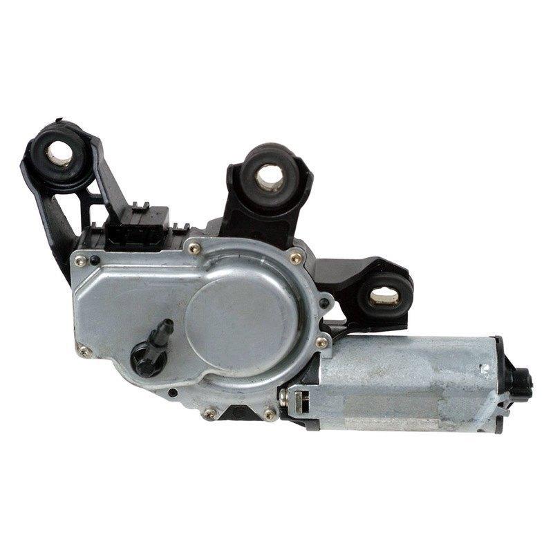 Cardone 43 3506 remanufactured rear windshield wiper motor for Windshield wiper motor parts