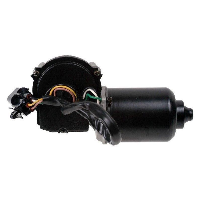 Cardone 43 4529 remanufactured front windshield wiper motor for Windshield wiper motor replacement cost