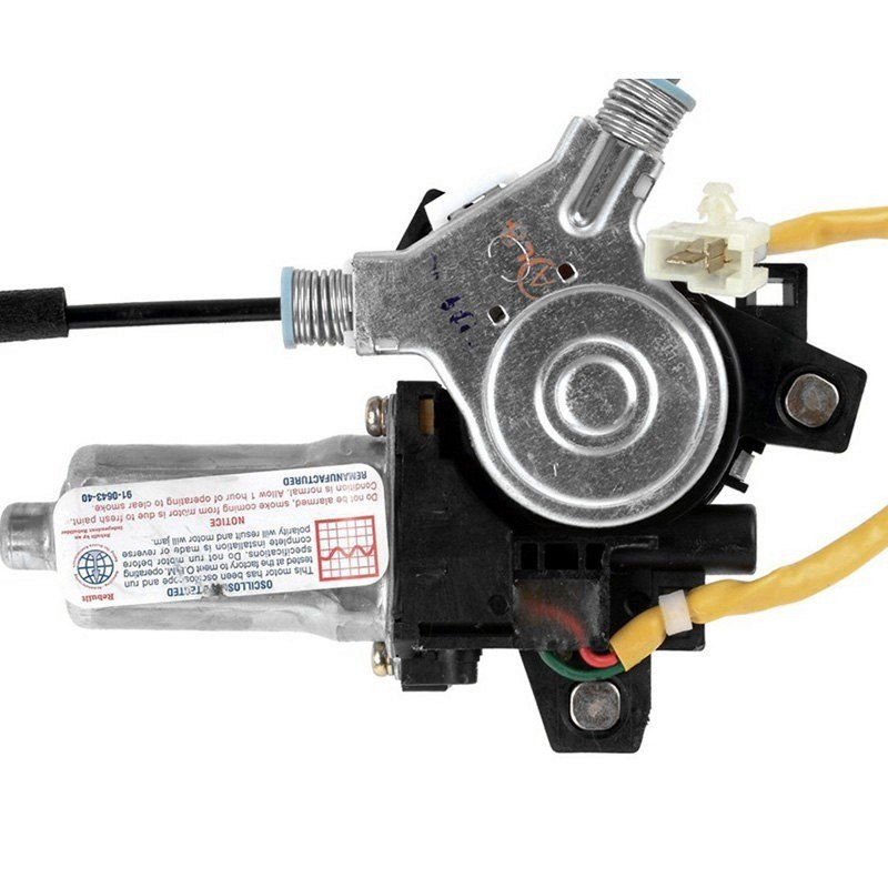 A1 cardone toyota camry 1992 remanufactured front power for 1992 toyota camry window regulator