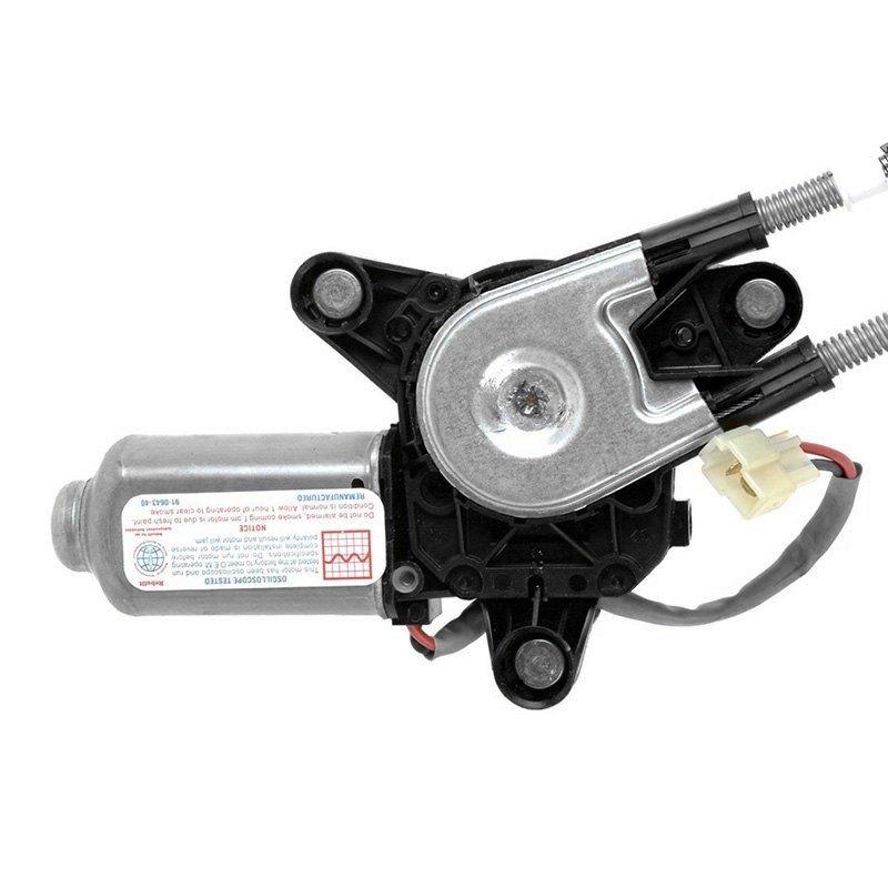 Power Window Motor on Electric Window Motor Replacement