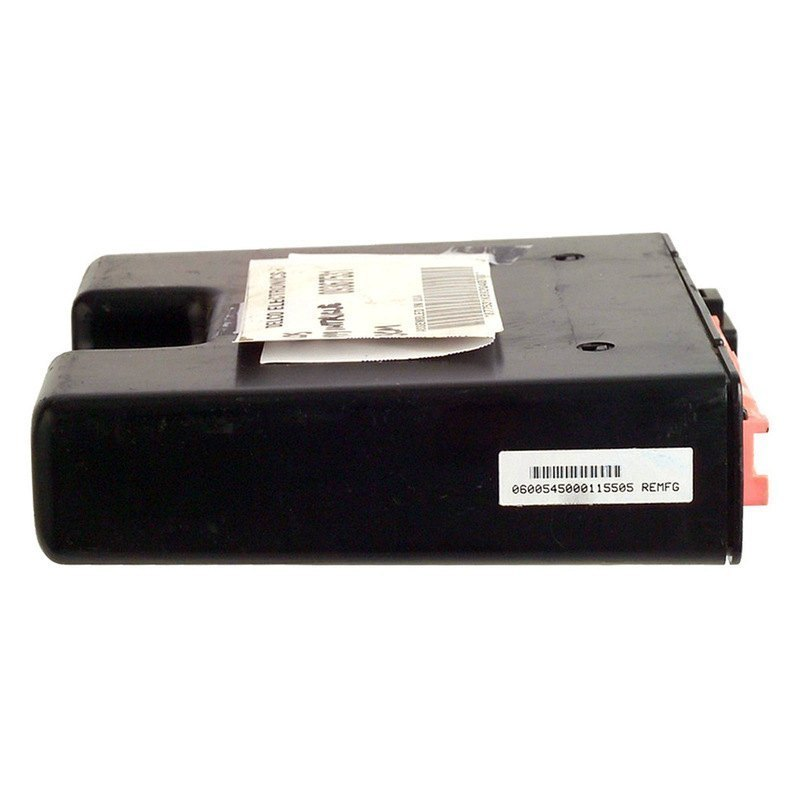 Where Is The Body Control Module On: Oldsmobile Intrigue 1998 Remanufactured Body