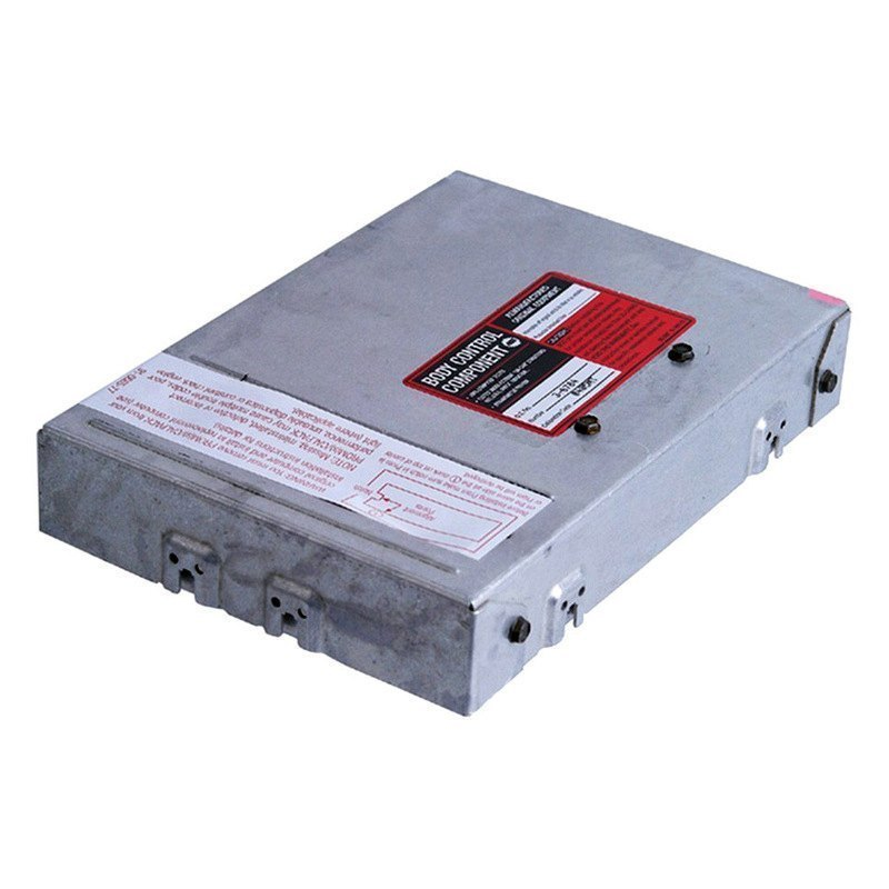 Where Is The Body Control Module On: For Cadillac Fleetwood 1989 A1 Cardone Remanufactured Body