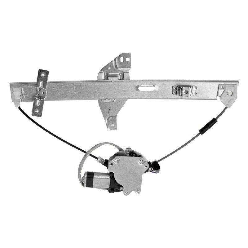 Cardone select chevy impala 2006 2012 power window for Window regulator motor assembly