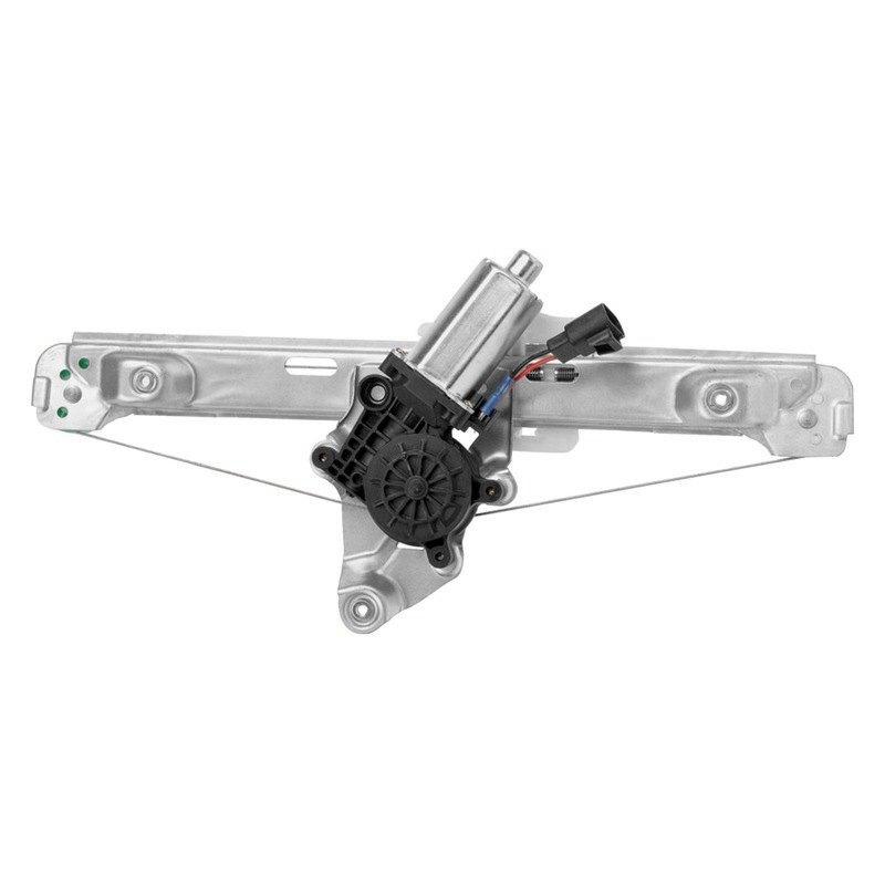Cardone select chevy malibu 2004 rear power window for Power window motor and regulator