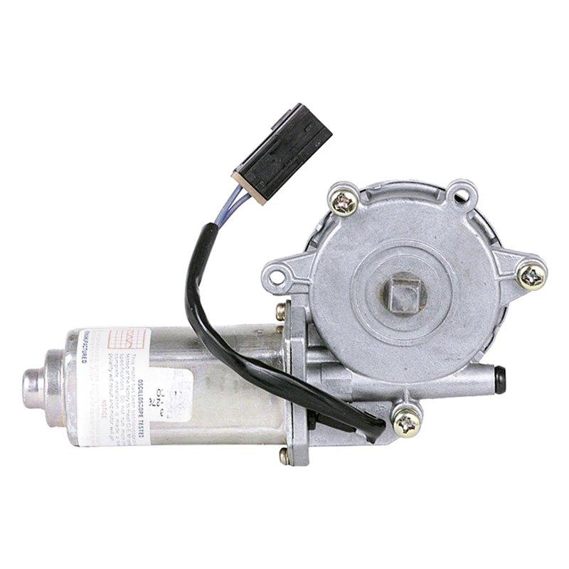 Cardone select nissan altima 1998 2001 power window motor for 2001 nissan altima window regulator