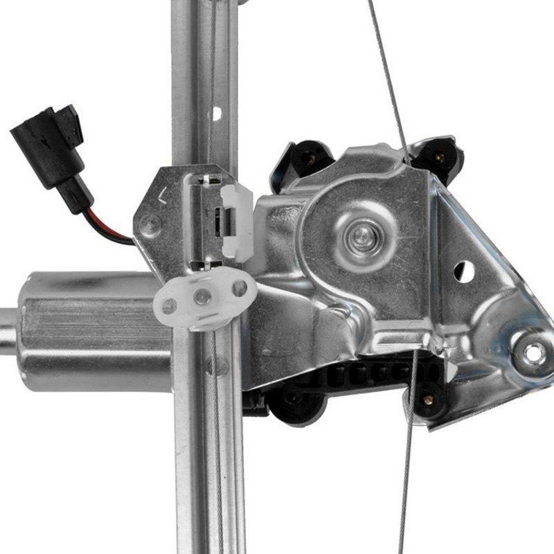 Cardone select chevy malibu 2003 rear power window for Window regulator motor assembly