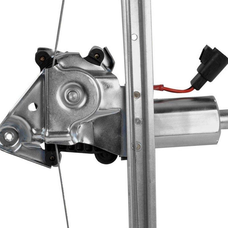 Cardone select chevy malibu 2004 rear power window for Window regulator motor assembly