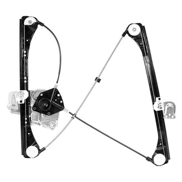 Cardone select pontiac grand am 2002 power window motor for 1999 pontiac grand prix window regulator