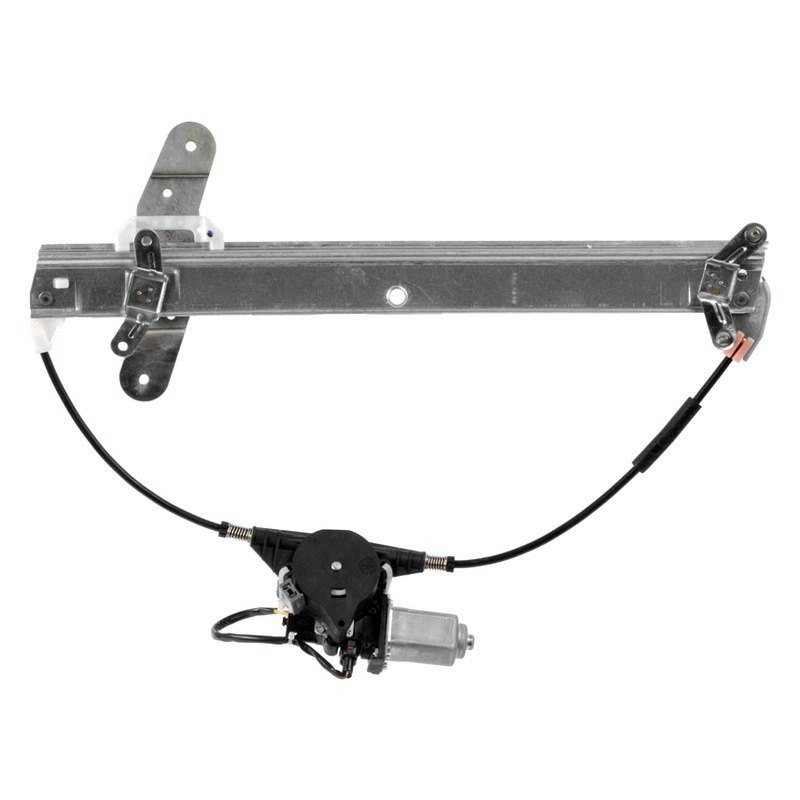 Cardone select lincoln town car 2007 2011 front power for Window regulator motor assembly