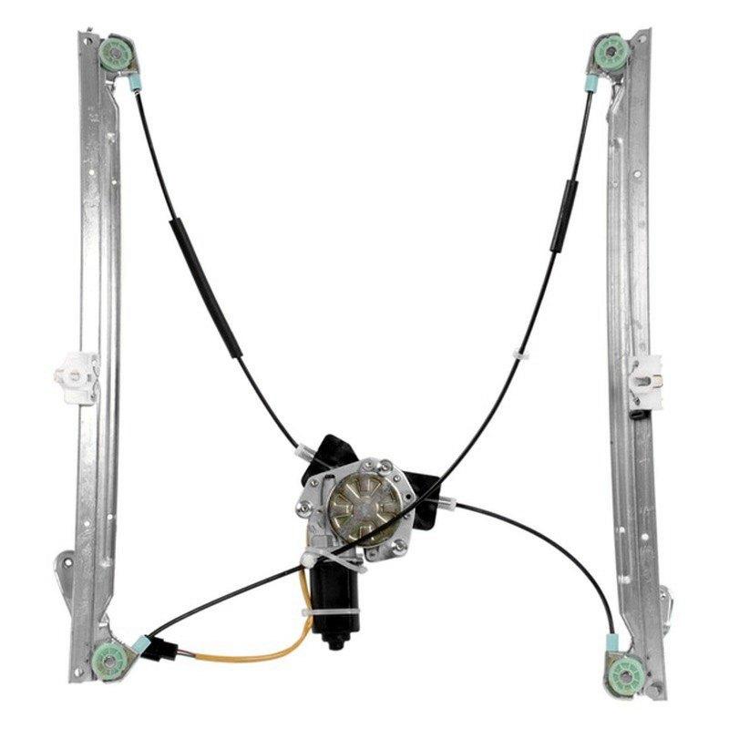 Cardone select dodge caravan 2001 2002 front power for 2001 dodge grand caravan power window regulator
