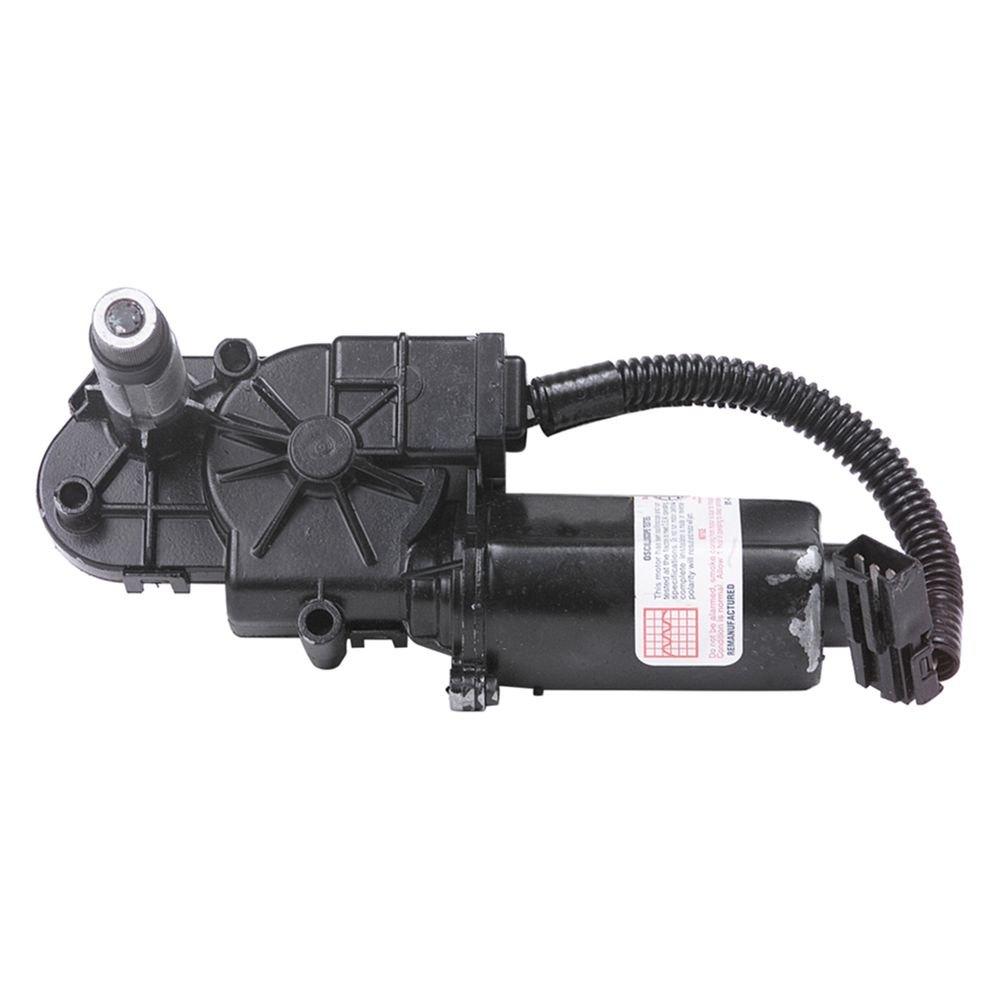 Cardone 43-4338 Remanufactured Import Wiper Motor A1 Cardone A143-4338