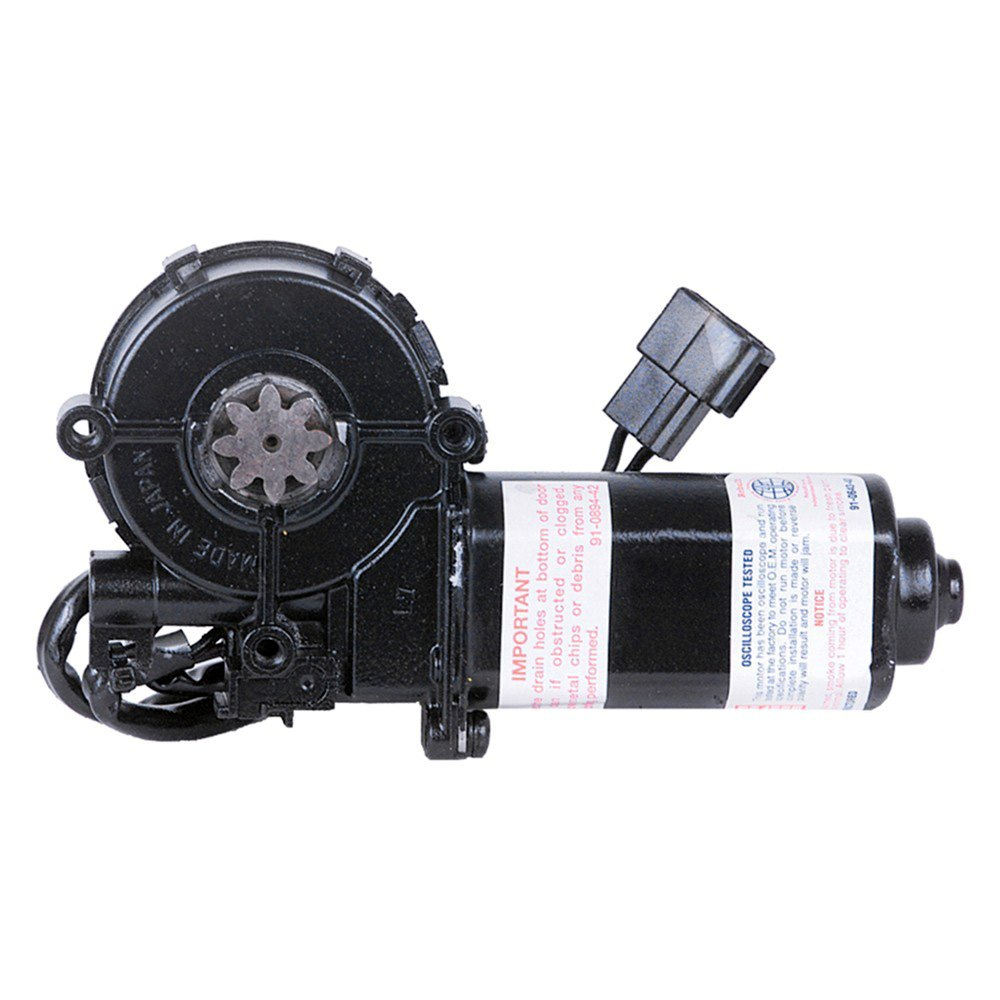 For Mazda RX-7 81-85 Cardone Reman Remanufactured Front Driver Side Window Motor