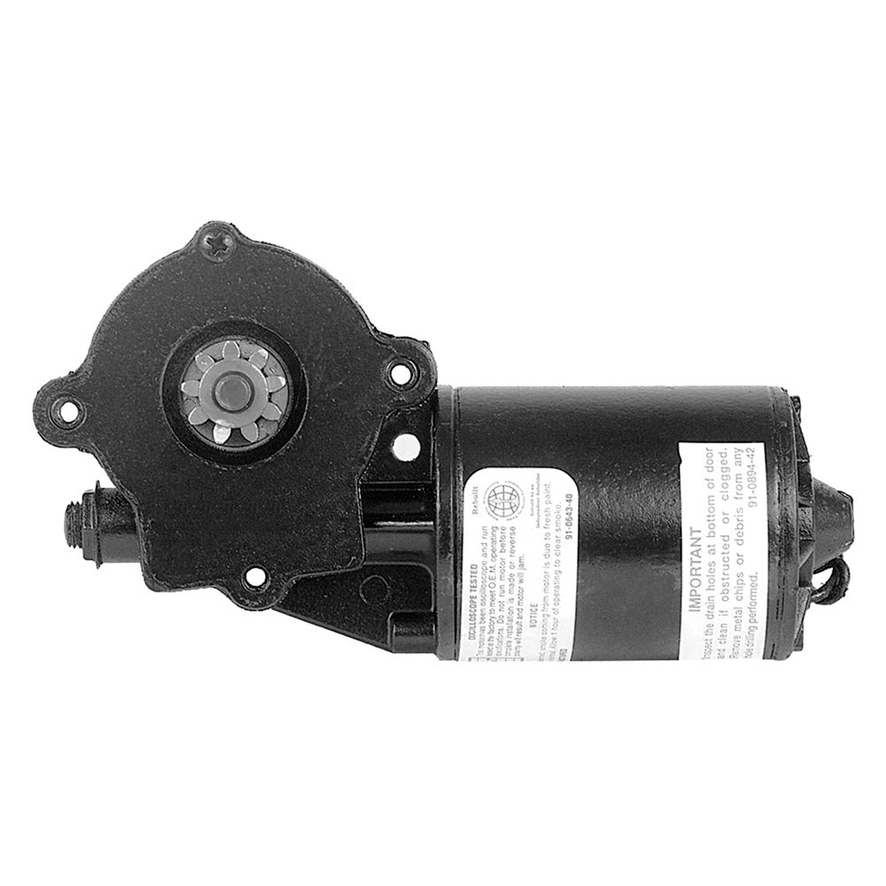 Cardone 42 314 Remanufactured Rear Driver Side Power