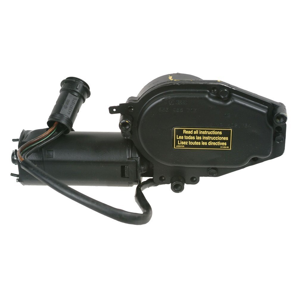 Cardone 43 3505 Remanufactured Rear Windshield Wiper Motor