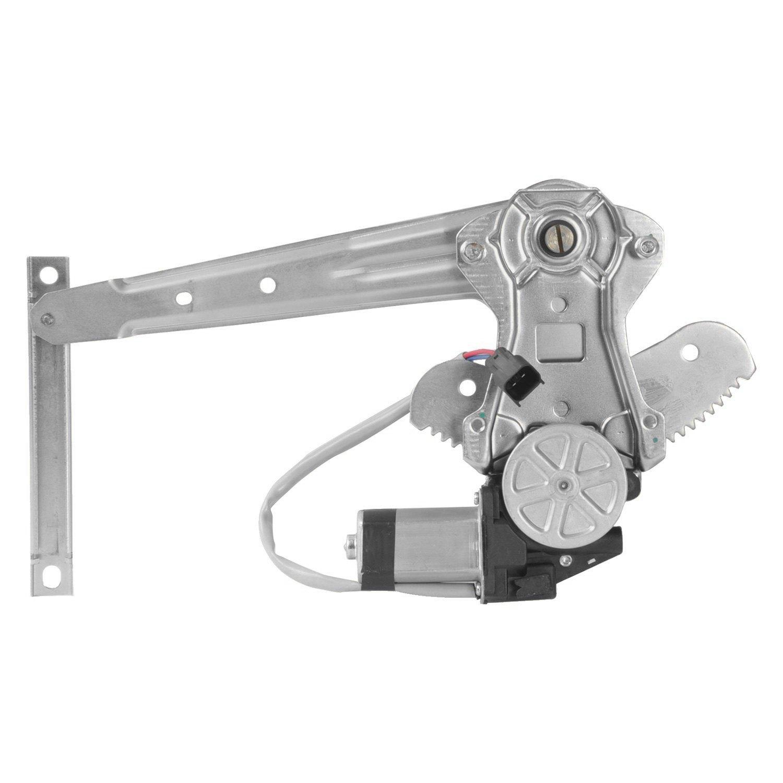 Cardone select nissan sentra 2006 rear power window for Window regulator motor assembly