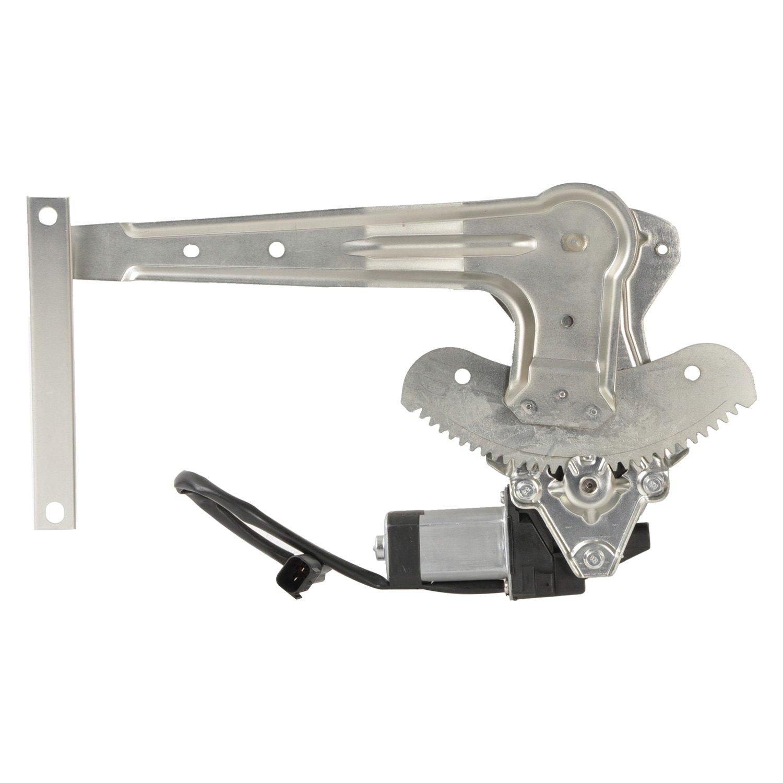 Cardone select nissan sentra 2006 rear power window for 2002 nissan sentra window motor