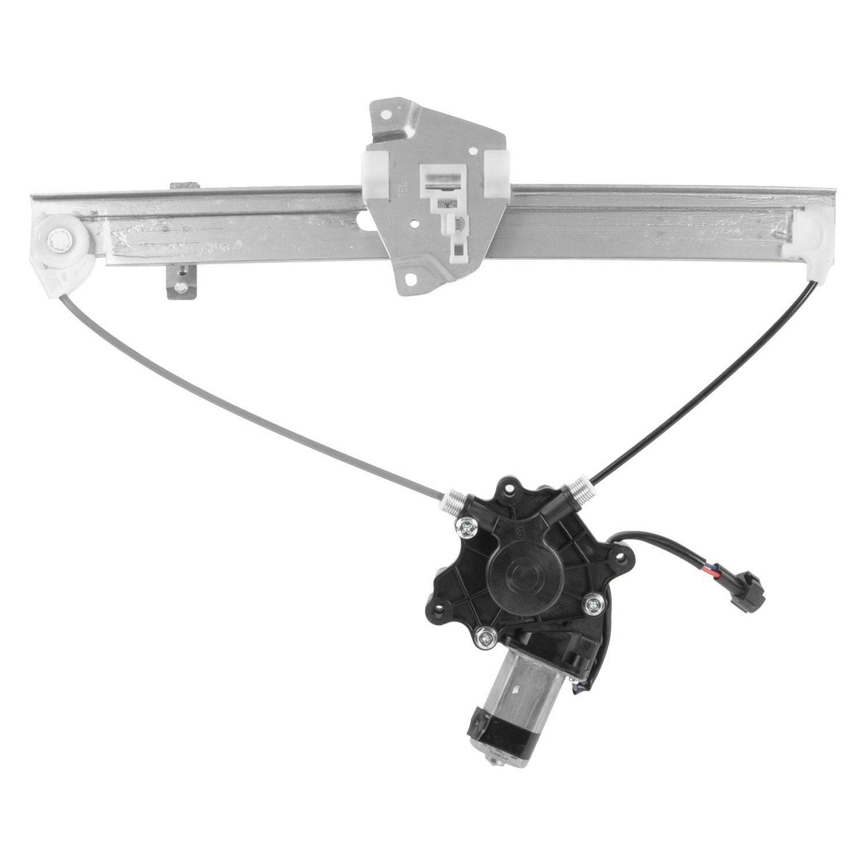 Cardone select mitsubishi endeavor 2004 2008 power for Window regulator motor assembly