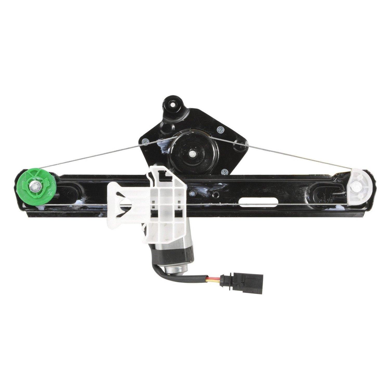 Cardone select lincoln ls 2005 rear power window motor for Window regulator motor assembly