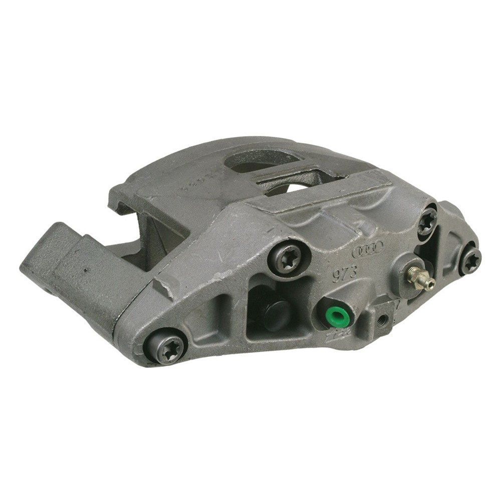 a1 cardone audi a4 2007 remanufactured unloaded brake caliper. Black Bedroom Furniture Sets. Home Design Ideas