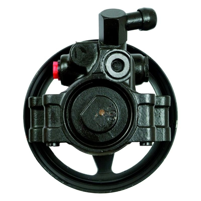 P on Ford F 150 Power Steering Pump