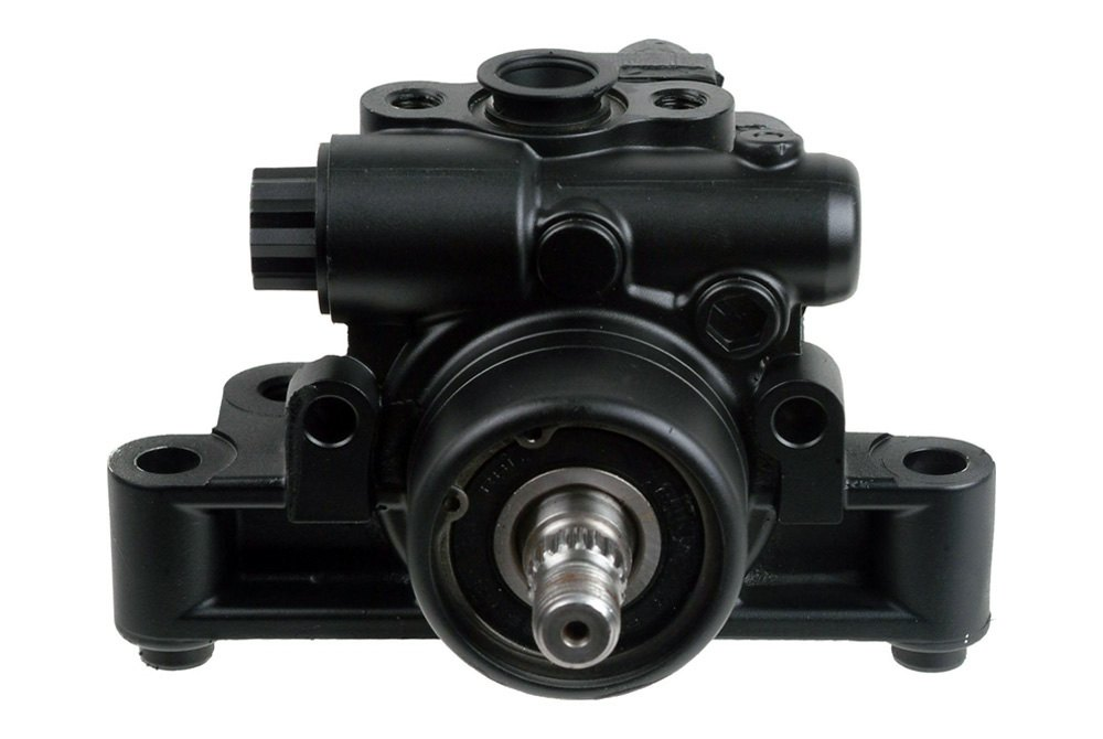 on Ford Escape Power Steering Fluid
