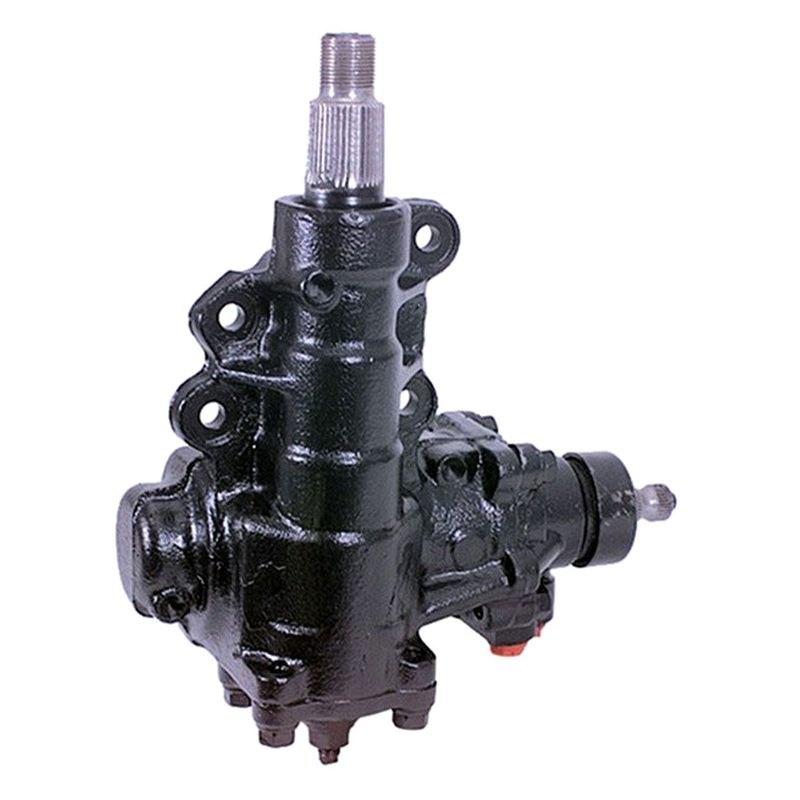 Gear Box Gear : A cardone remanufactured power steering gear box ebay