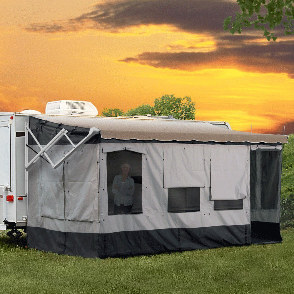 Carefree 174 291200 Vacation R 86 Quot 138 Quot Tent Gray Rafter