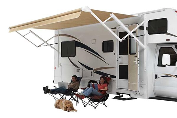 Carefree 174 981388c00 Campout Bag Awning