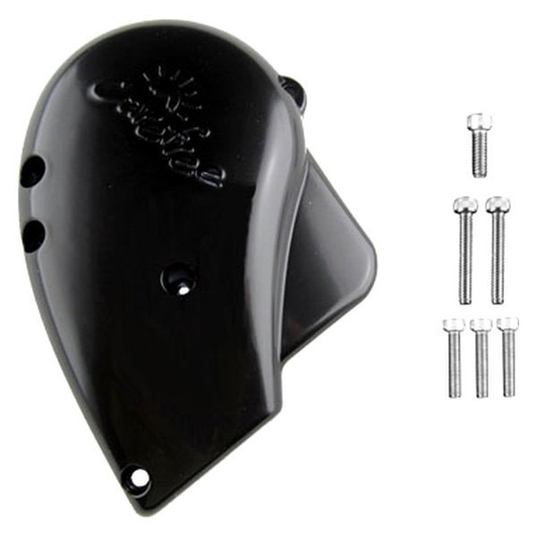 Carefree R001521BLK - Awning Screw Cover End Cap